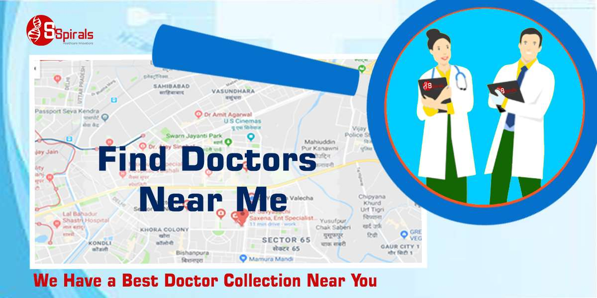 Find Doctors Near Me