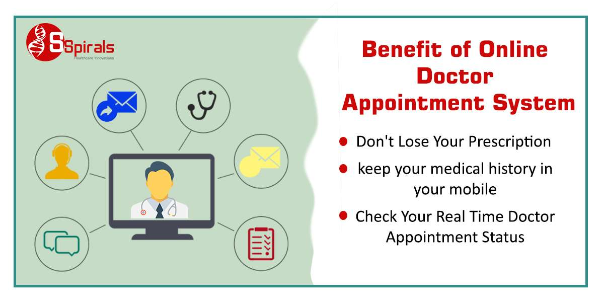 Booking Doctor Appointments Online