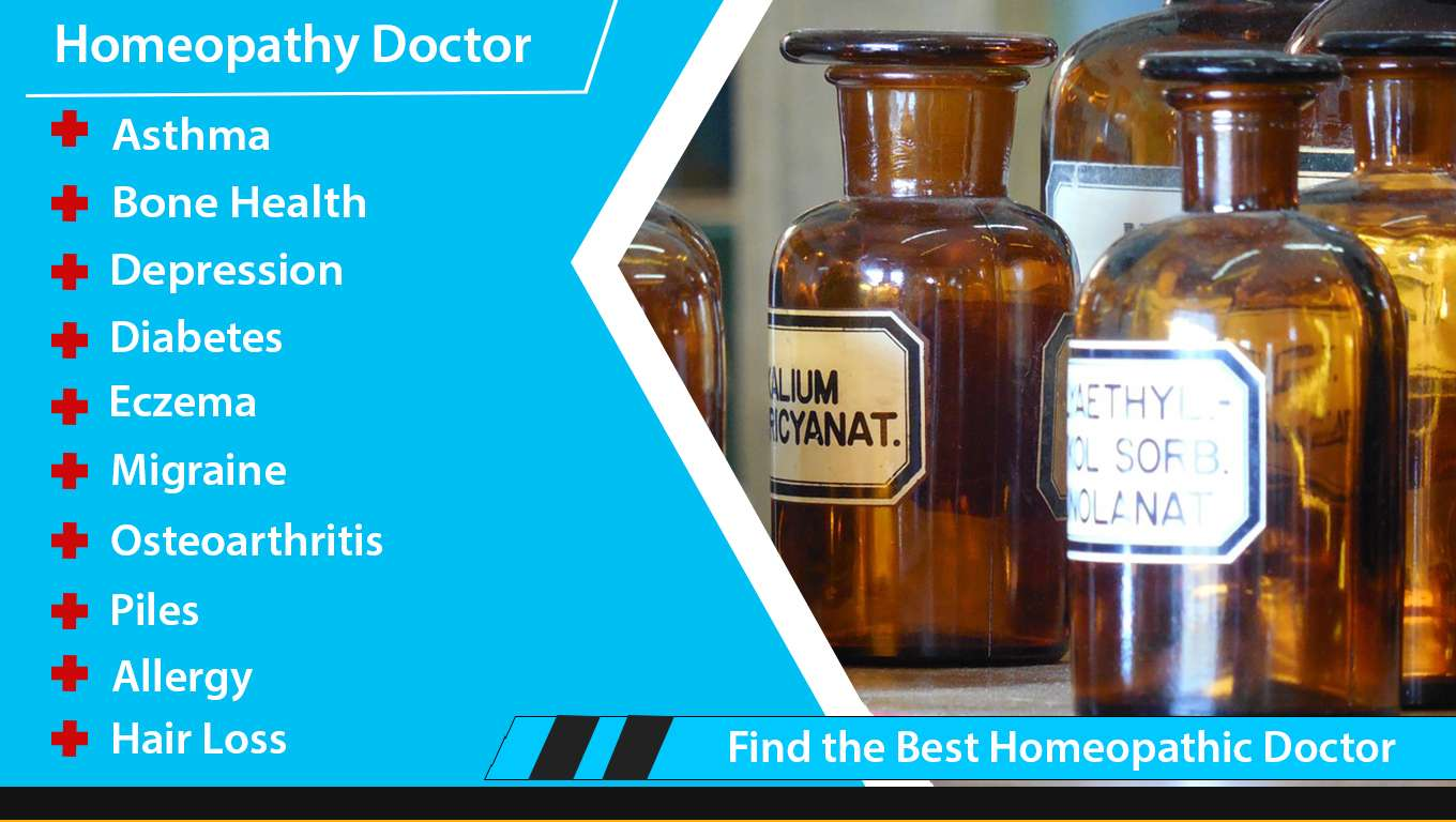 Find Top and Best Homeopathic Doctors in Delhi Online
