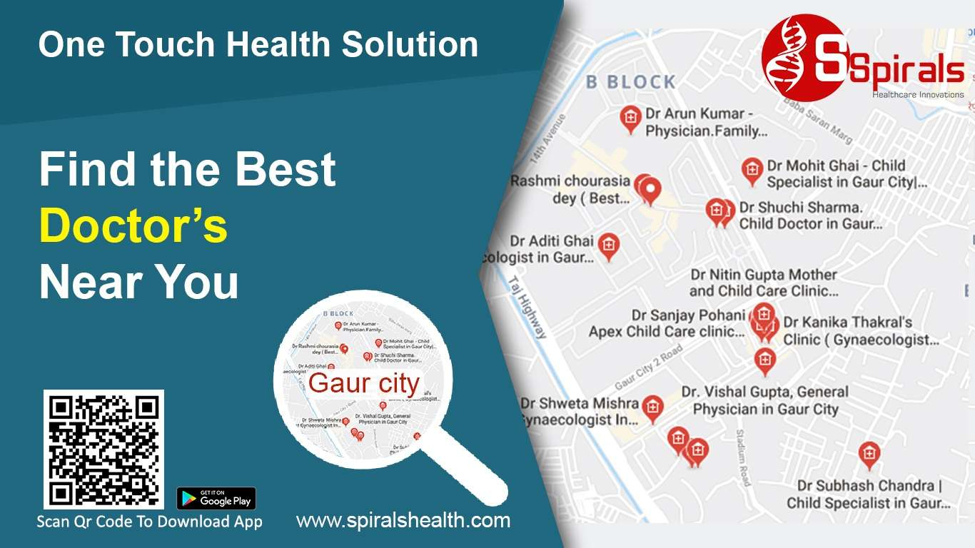 Find Best Doctors in Gaur City Noida