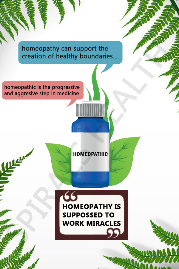 Homeopathic!  A Holistic, Natural and Safe System of Medicine