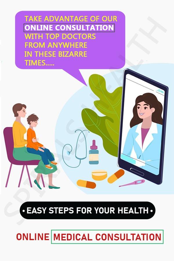 8 Benefits of Online Doctor Consultation for Senior Citizens