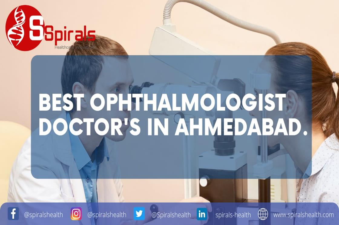 Best Ophthalmologist Doctors in Ahmedabad