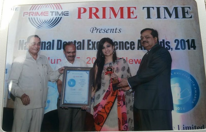 National Dental Excellence Award