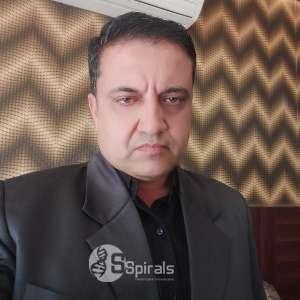 Dr. Dharmveer Arora