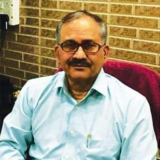 Dr R. P. Singh